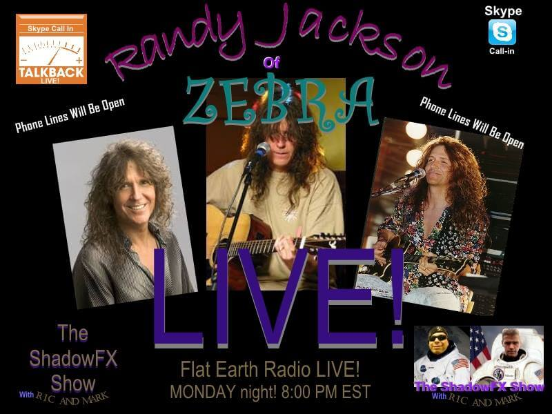 TheShadowFX Interviews Randy Jackson of Rock Band Zebra
