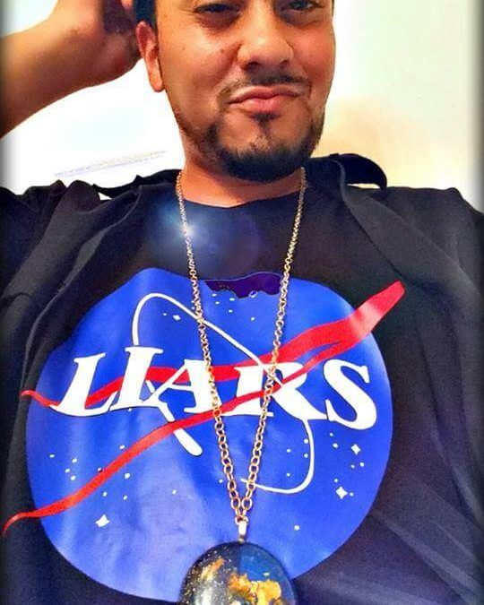 Wes Blaze Jones, Messenger of the most High, Flat Earth Radio Live, FERLive