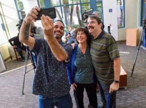 Jack Keith, Tom Sovilla, Taking Selfie Together, FERLive
